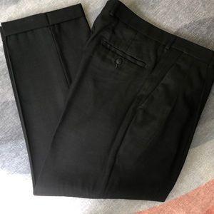 Claiborne Black Dress Pants 33/30